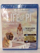 Life of Pi Blu-ray & DVD SET, NEW, SEALED