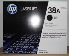 ORIGINALE HP 38a TONER q1338a BLACK per LaserJet 4200 4200l SCATOLA C
