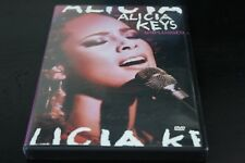 Alicia Keys - MTV Unplugged (DVD, 2005)
