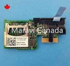 Dell Dual SD MMC Card Reader Module 6YFN5 for R420 R520 R620 R630 R720 R730 T420