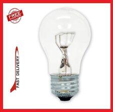 Lighting 40-Watt Appliance A15 Light Bulb Medium screw 415 Lumens Home Office