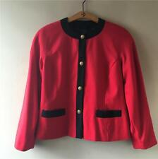 Tailored 1980s 100% Wool Vintage Coats & Jackets for Women
