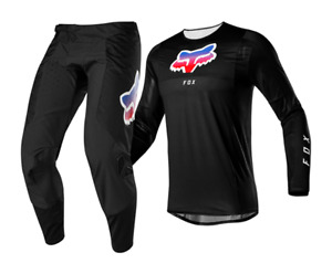 Brand New Fox Adult 360 Airline Pilr Motocross Kit Combo Size 36W X-Large Jersey