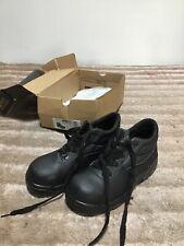 Boxed Portwest Ladies Uk Size 4 37 Black Steelite Toe Cap Work Safety Boots