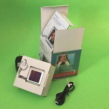 """My Life"" Digital Photo Keychain by Brookstone"