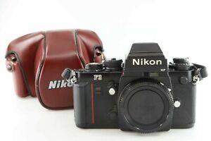NIKON F3 HP schwarz black Camera Kamera 89413