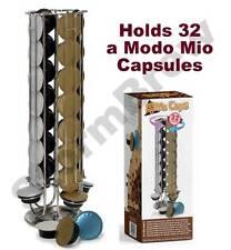 32 POD ROTATING HOLDER FOR LAVAZZA A MODO MIO COFFEE CAPSULES
