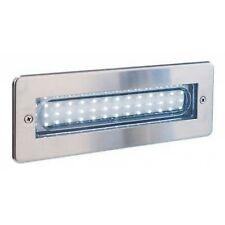 Deko-Light LED Wandeinbau-Strahler 687029 edelstahl 39LED's 3,2W,Außenleuchten