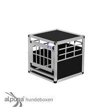 N26 Hundetransportbox Gitterbox Aluminio Transportín Perro Alubox Caja Coche