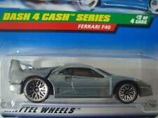 Hot Wheels Ferrari F40 Zamac Super Vhtf Rare
