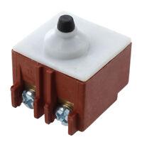 Winkelschleifer AC 250V 6A 125V / 12A DPST Drucktaster fuer Bosch 6-100