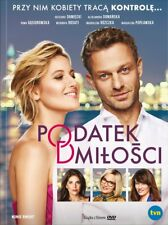 PODATEK OD MILOSCI  DVD POLISH  Shipping Worldwide