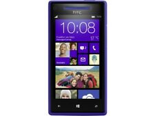 HTC Windows Phone 8X blau - AKZEPTABEL