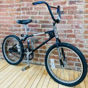 "1980 Vintage Mongoose BMX 20"" Racing Old School Bicycle 80's Rad!"