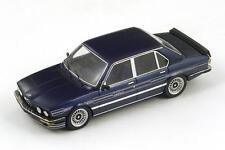 "BMW Alpina B7 S Turbo (E12) ""Blue Metalic"" (Spark 1:43 / S2804) ** LAST PIECE **"