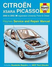 Citroen Xsara Picasso Service and Repair Manual by Haynes Publishing Group (Paperback, 2015)