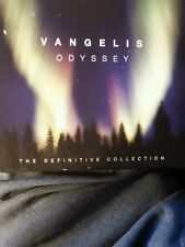 cd vangelis odyssey the definitive collection