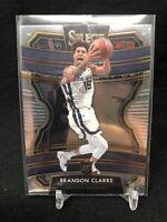 BRANDON CLARKE 2019-20 Select Concourse #76 RC Rookie Card Memphis Grizzlies D99