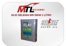 OLIO SELENIA WR 5W40 1 LITRO