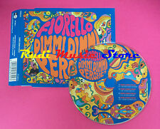 CD singolo Fiorello Dimmi Dimmi Perchè rti 80792 ITALY 1998 no lp mc(S19)