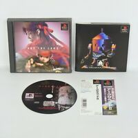 PS1 ARC THE LAD II 2 Spine * Playstation p1