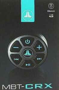 2020 JL AUDIO MBT-CRXV2 MARINE RATED BLUETOOTH ADAPTER CONTROLLER RECEIVER NEW