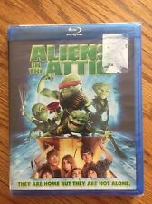 ALIENS IN THE ATTIC BLUE RAY DVD RATED PG 2009 NEW