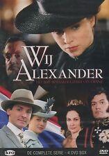 Wij Alexander : De complete serie (4 DVD)
