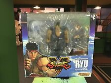 2017 Storm Collectibles Street Fighter Special BLUE RYU 1/12 Figure MIB In STOCK