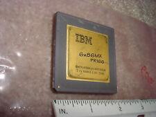 IBM Cyrix 6x86MX-PR166 686 Processor 166 Mhz CPU - 1997