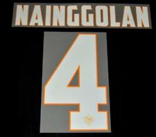 Roma Nainggolan 4 2014/15 Football Shirt Name/Name Set Kit Home Serie a