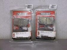 2 Sets of Ferodo Front Brake Pads for Suzuki GSXR600, GSXR750 & RF900 Sportbikes