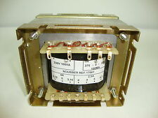 TRANSFORMADOR DE RADIO ANTIGUA 375-0-375V 100VA PARA 8 VALVULAS. R3- 17061..2