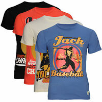 Jack & Jones Herren Run Tee T-Shirt  Slim Fit Gr.S,M,L,XL