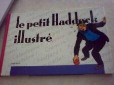 Le petit Haddock illustré  TINTIN MILOU hergé capitaine Casterman