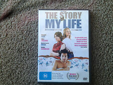 THE STORY OF MY LIFE VERY RARE DVD R4 PAL FREE POST