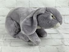 "VTG 1988 Chrisha Creations Bunny Rabbit Plush 16"" Realistic Stuffed Animal SOFT"