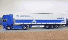 UNIVERSAL HOBBIES Scania R Series Komatsu, The Experts line Curtainside Truck.