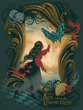 Stacey Aoyama Alice Through the Looking Glass #/250 Print Poster in Wonderland