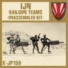 NNN K-jp159 IJN Support Weapons Walker Ryu II Kit - DUST 1947