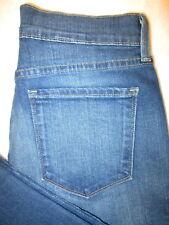 Not Your Daughters Jeans NYDJ Stretch Crop Capri Womens Jeans Sz 6 P x 19 Mint