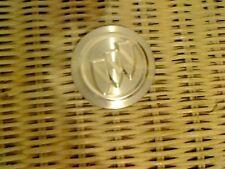 Buick Regal Factory OEM Wheel Center Cap Brushed 9593169
