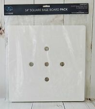 """Cake Frame 14"""" Square Base Board Pack Cake Frame Accessories Cake Support"""