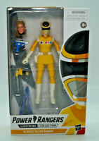 Power Rangers Lightning Collection In Space Yellow Ranger Action Figure