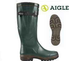 Aigle Parcours 2 Iso Wellington Boots, Bronze Various Sizes