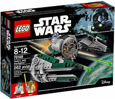 LEGO Star Wars - 75168 Di Yoda Jedi Starfighter mit R2-D2 - nuovo conf. orig.