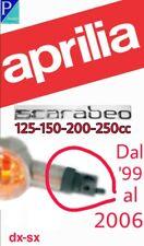 Supporto Freccia POSTERIORE DESTRA Aprilia Scarabeo 125 150 200 250 dal 99 al 06