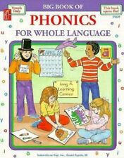 Big Book of Phonics for Whole Language (Vowels Only)-ExLibrary