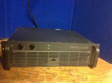 Dynacord 2x1200 Watts Linear Precision Power Amp L 2400
