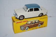 DINKY TOYS D'ORIGINE FIAT 1200 GRANDE VUE REF 531 EN BOITE SCALE 1/43